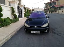 2003 Peugeot 206 for sale in Amman