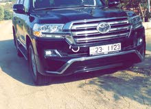Toyota Land Cruiser car is available for  rent