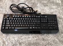 Razer Blackwidow Ultimate Mechanical Keyboard (Blue LED)