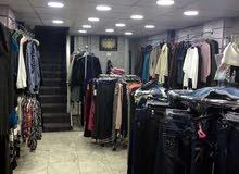 محل ملابس ستاتي تصفية جديد امريكي