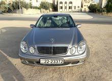 Mercedes Benz E 200 car for sale 2004 in Amman city