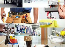 All Kind of Building Maintenance Work