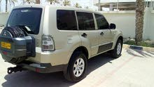 2012 Used Pajero with Automatic transmission is available for sale