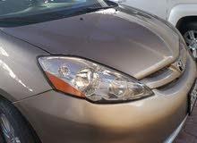 Gasoline Fuel/Power   Toyota Siena 2010