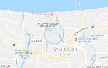 شقق للايجار الغبره الشماليه خلف بنك بيروت و جامعه مسقط