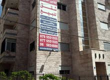 Second Floor  apartment for sale with 2 rooms - Amman city Daheit Al Aqsa
