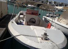 قارب نزهة للبيع
