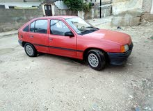 Manual Red Opel 1986 for sale