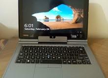 Tablet Core I5 Toshiba Hard 256 SSD جيل رابع