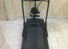 جهاز سير أولومبيا مع جهاز تكسير الدهون