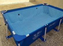 حوض سباحة ماركة INTEX أمريكي ....