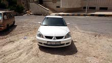 Mitsubishi Lancer for rent in Amman