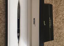 قلم مونت بلانك جديد