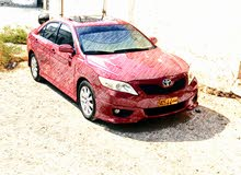 For sale 2010 Red Camry
