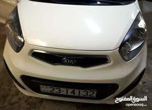 Automatic White Kia 2014 for sale