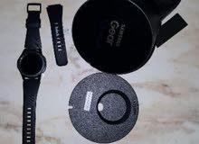 ساعة جير اس ثري فونتيرا استخدام اسبوع واحد للبيع فقط بدون مراوس