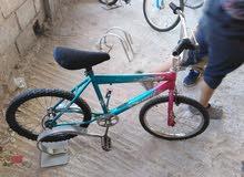 دراجة هوائية *20 في حالة الوكالة