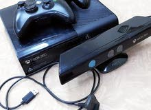 Used Xbox 360 device with add ons for sale today