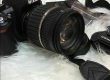 كاميرا نيكون D3100 استعمال تجريبي