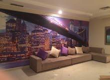 Zahra neighborhood Hawally city - 0 sqm apartment for rent