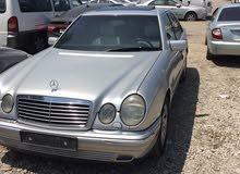 +200,000 km mileage Mercedes Benz E 230 for sale
