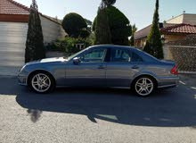 Mercedes Benz E55 AMG made in 2003 for sale