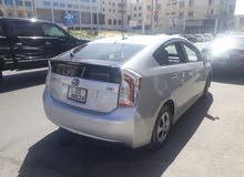 Toyota Prius 2013 For sale - Silver color