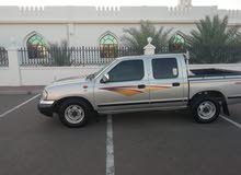 Silver Nissan Pickup 2011 for sale