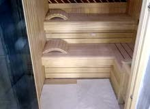 غرف ساونا و بخار (توريد و تركيب) Sauna & steam rooms