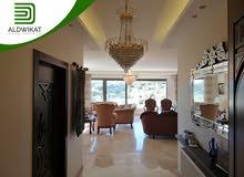 فيلا مفروشة مستقلة جميلة للايجار في دابوق ربوة الفردوس مساحة الفيلا 700 م مساحة الارض 450 م