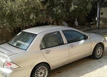 Silver Mitsubishi Lancer 2006 for sale