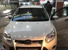 For sale 2012 White Focus