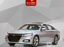 هوندا أكورد 2018 Lx sport turbo  عروض مميزة في شهر رمضان المبارك