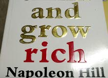 Think and Grow Rich new edition by Napolewn Hill