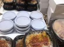 تقديم وجبات لموظفي الشركات