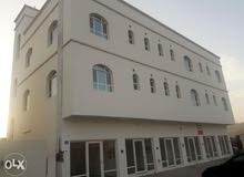 محلات وشقق للإيجار Shops and flats for rent in musfat