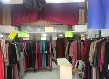 محل تجاري في سوق مخيم حطين الرءيسي