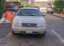 For sale 2009 Gold Grand Marquis