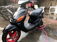 Used Yamaha motorbike made in 1998 for sale