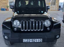 Black Jeep Wrangler 2016 for sale