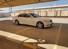 أس S500 خليجي 2008 الزواوي نظيف جدا ماشي 147 الف