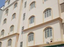 Al Maabilah neighborhood Muscat city - 90 sqm apartment for rent