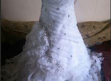 بيع فستان زفاف ب28 ألف