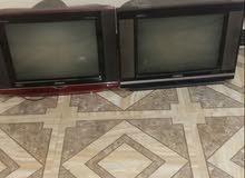 تلفزيونات عدد 2 شرط الشغل سعر الواحد 50