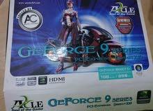 كرت شاشة Nvidia GeForce 9800 gtx+ 1Gb
