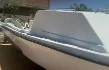 قارب اجديد للبيع 6 متر