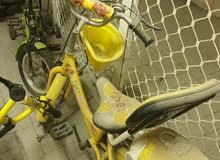 دراجتان للبنات عدد2