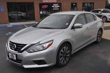 Nissan Altima 2017 For Rent - White color
