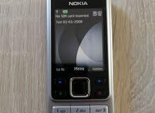 تلفون نوكيا 6300 مستعمل و شغال