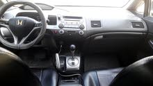 Honda Civic car for sale 2010 in Irbid city
